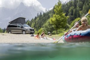 Der neue Marco Polo ACTIVITY – 220 CDI, Exterieur, Aufstelldach, indiumgrau metallic   The New Marco Polo ACTIVITY – 220 CDI, Exterior, pop-up roof, indium grey metallic