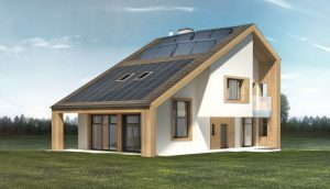 e4 house rendering Bulgaria