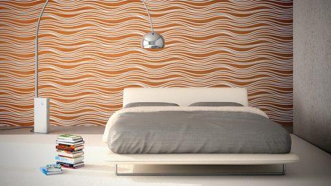 FRÉZOVANÝ DEKORAČNÍ OBKLAD Luxury Panels, materiál kombinace umělého kamene a dřevěné dýhy. Cena je závislá na použití typu dřevěné dýhy od 11 750 Kč Kč/m2. GLAMUR, www.glamur.cz