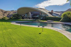 Organická rezidence slavných majitelů