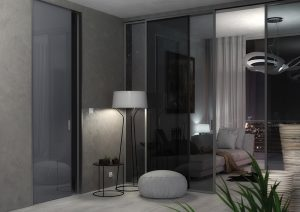 Křehkost a krása skla v interiéru