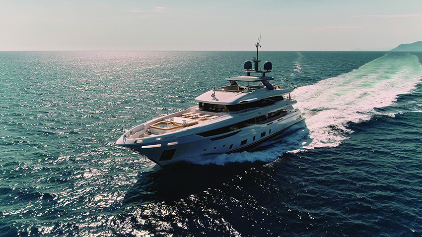 Na vlnách luxusu