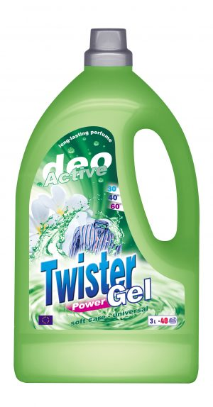 8595196909562 WASHING GEL - DEO ACTIVE 3L