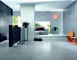 SÉRIE EVOLVE přináší skvělou kombinaci vizuální a praktické užitné stránky. Syrový vzhled pohledového betonu umocňuje tvrdost a odolnost keramické dlažby. K mání je osm barev, čtyři typy povrchů a čtyři různé formáty. ATLAS CONCORDE: KERASERVIS