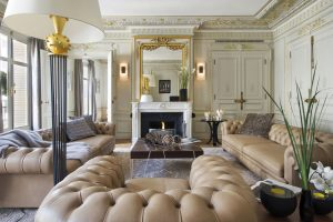 "France, Paris, feature: "" Real Estate Haute Couture "" (architect Gerard Faivre)"